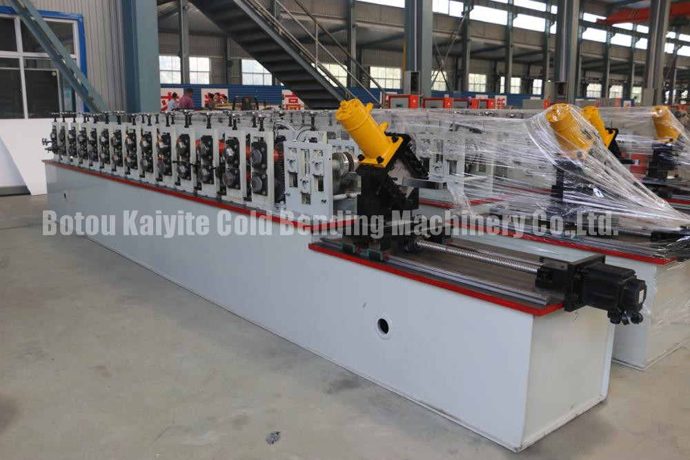 C Channel Production Line