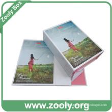 Printed Folding Gift Box / Paper Foldable Box / Folded Cardboard Box