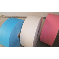 PE film verious colors and covered roller pattern
