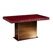 Mesa de restaurante de mesa de restaurante