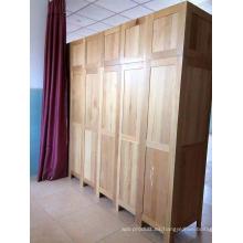 Armario de madera de cedro rojo