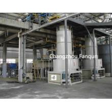 Secador de destello del acero inoxidable 304 de la vuelta para el producto químico
