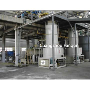 En acier inoxydable 304 Spin Flash Dryer pour produit chimique