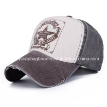 100%Cotton Washed Bseball Cap