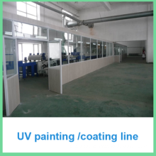 UV High Glossy Coating Machine/Line with best price for wood desk/floor