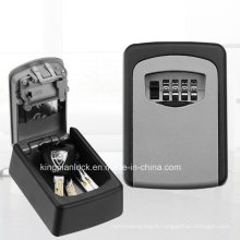 4 Digits Combinaton Mounted Storage Key Box