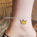 Autocollant magique simple de tatouage magique de papier de tatouage sexy pour la fille