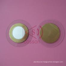 Alarm Buzzing 27mm Piece Piezoelectric Speaker Buzzer