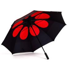 """30 """"8rib vent de ventilação uv revestido guarda-chuva de janela"""