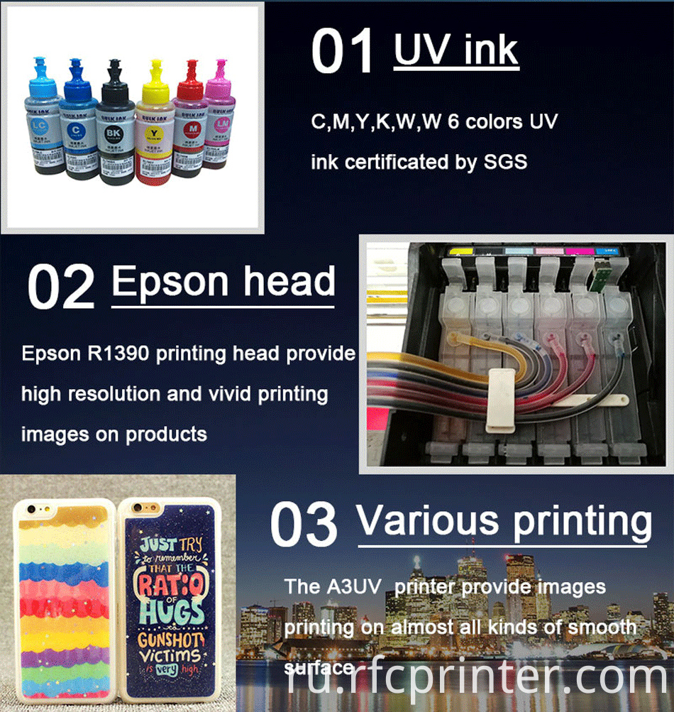 A4 Phone Case Printer
