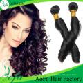 Spring Curl Brizilian Wave Remy cabello virgen humano