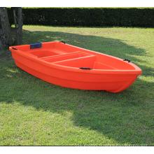 Vente populaire poids léger 3,1 m pêche petit bateau PE plastique bateaux