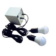 12v Indoor Solar Lighting Home Lamp System