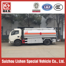 Oil Tank Truck 5000L Fuel Tanker Truck Fuel Bowser