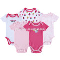 Toddlers Clothes Bodysuit Jumpsuites Snap Crotch Baby Rompers Pajamas Onesie