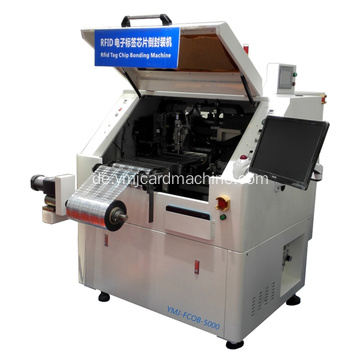 Radiofrequenz Identifikation Flip Chip Mounter