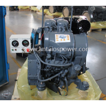 Beijing Beinei Deutz Moteur Diesel F2l912 4 Traits 2 Cylindres Refroidis à l'Air