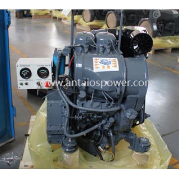 Peking Beinei Deutz Diesel Motor F2l912 4 Schläge 2 Zylinder Luftgekühlt