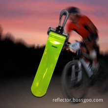 Reflective LED Safety Light Clip on Hanger