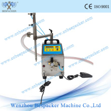 Bottle Semi Automatic Oil Filling Machine