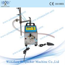 Máquina de enchimento automática do óleo da garrafa