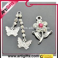 Rhinestone Bra charms bra pendant for bra