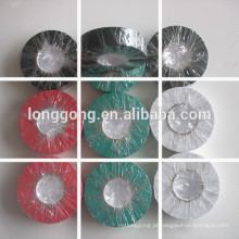 Super A PVC fita de isolamento preto