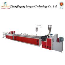 Línea de producción de perfiles de espuma de PVC WPC
