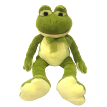 Plush Toy Sitting Frog