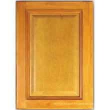 Porta de armário de cozinha de madeira sólida (HLsw-8)