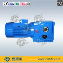 Reductor de engranajes de minería serie K para equipo mezclador