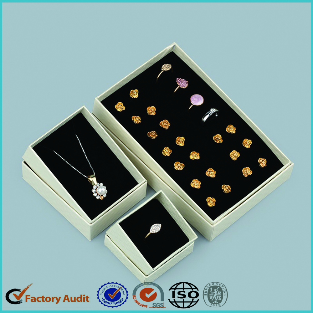 Earring Box Zenghui Paper Package Company 6 3