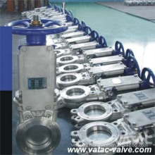 Ss304/Ss316 Wafer Knife Gate Valve