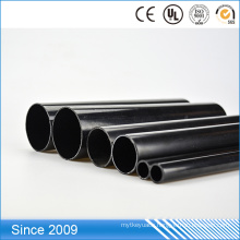 Insulation Colored ABS Polycarbonate Tube 1mm Hollow Plastic Tube