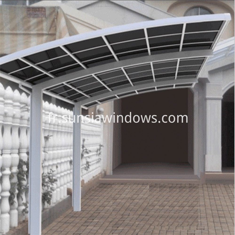 Aluminum Car Shelter