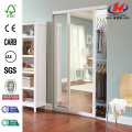 JHK-G01 Wholesale Commercial Double Mall Fiberglass Glass Doors