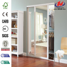 JHK-G01 Wholesale Commercial Double Mall Fiberglass Glass Doors