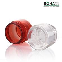 120g Nahrungsmittelgrad-Haustier-Glas-preiswerter Plastikbehälter