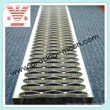 Aluminium / damier / checker / plaque pour marches d'escalier