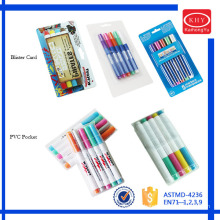 Non-toxic colorful ink led board medium neon marker for promotion