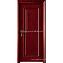 Классический краска Serie древесины интерьера дверь MO-307 для композитных массивной древесины