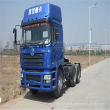 Shacman 336HP Traktor LKW für den Iran LKW