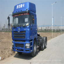 Camion Tracteur Shacman 336HP pour camion Iran