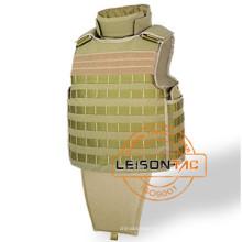 Ballistic Vest Kevlar or Tac-Tex Passed USA HP Lab Test