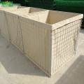 Welded Security Partition Military Sand Wall Hesco Barrier