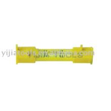 Mini nivel de plástico YJ-MLI-1