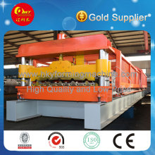 Steel Profile Step Tile Roll Forming Machine