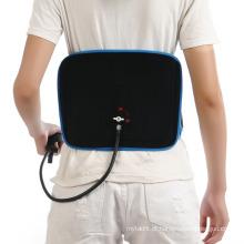 Terapia reutilizável quente frio packs cinta de produto de cuidados de volta inflável