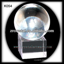 nice k9 crystal ball K054