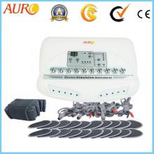 Au-6804 Electro Muscle Stimulator EMS máquina de perda de peso de remoção de gordura